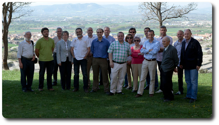 Candidatura de CiU i Independents Municipals 2011